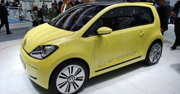 Volkswagen E-Up ! Concept