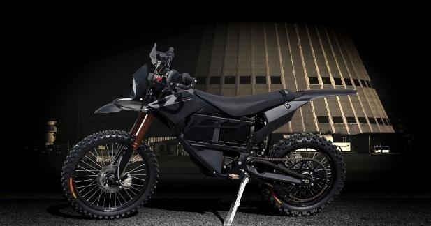 Zero Motorcycles équipe l'armée américaine avec la MMX