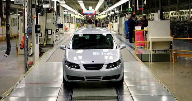Saab et ZF bâtissent une usine pour produire le châssis de la future 9-3