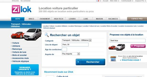 95% des français prêts à louer une voiture à un particulier