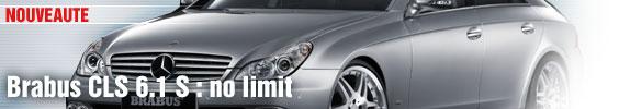 Brabus CLS 6.1 S : no limit
