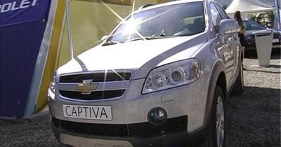 Chevrolet Captiva : de la place pour 7