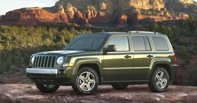 Jeep Patriot : le RAV4 de Jeep