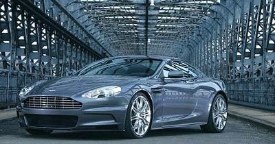 L'Aston Martin du prochain James Bond se dévoile, voici la DBS !