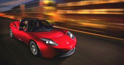 Tesla Motors Roadster : électrisante !