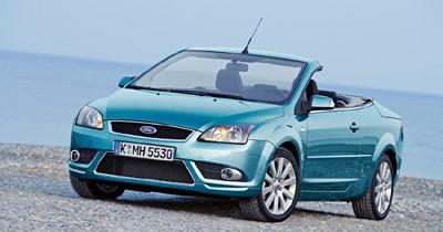 Ford Focus CC : le coupé-cabriolet de... la rentrée