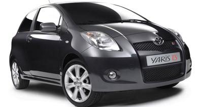 Toyota Yaris TS : voici la version de série du Mondial