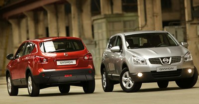 Nissan Qashqai : SUV double emploi