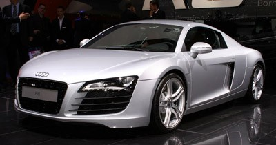 Audi R8 : radicale !