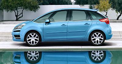 Citroën C4 Picasso 5 places : et de deux !