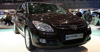Hyundai i30 : petite sœur…