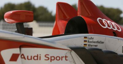 ALMS: Audi à Petit Le Mans