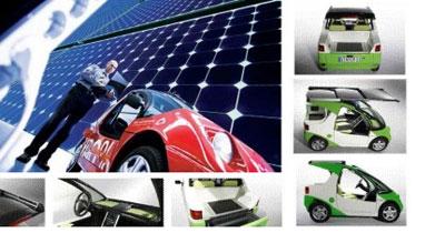 L'énergie solaire au secours de la voiture électrique