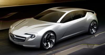 Le futur de l'électrique rechargeable selon Opel