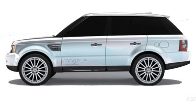 Land Rover prépare le 4X4 propre du futur