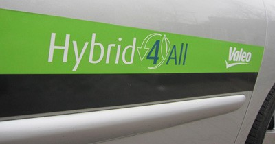 Valeo imagine l'hybride abordable