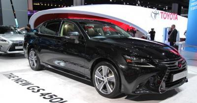 Lexus GS restylée: l'exotique s'adapte