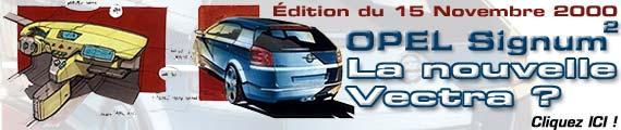 Opel Signum²
