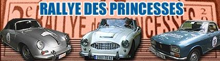 Rallye des Princesses 2001