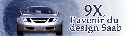9X, l'avenir du design Saab