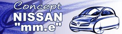 Concept Nissan « mm.e »