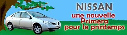 Nouvelle Prim(av)era, le printemps chez Nissan