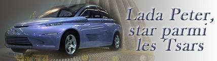 Lada Peter turbo : Star parmi les Tzars