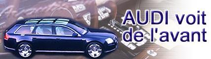 Audi voit de l'Avant