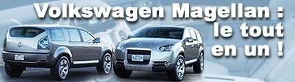 Volkswagen Magellan : le tout en un