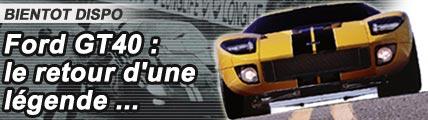 Ford GT, le retour d'une légende