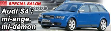 Audi S4 : mi-ange, mi-démon