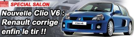 Nouvelle Clio V6 : Renault corrige enfin le tir