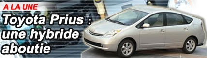 Toyota Prius : une hybride aboutie