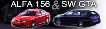 Alfa 156 & SW GTA