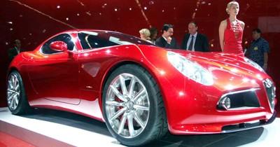 Alfa Romeo 8C Competizione : c'est oui !