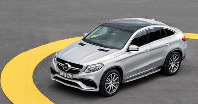 Detroit 2015 : jusqu'à 585 ch pour le Mercedes AMG GLE 63 S Coupé