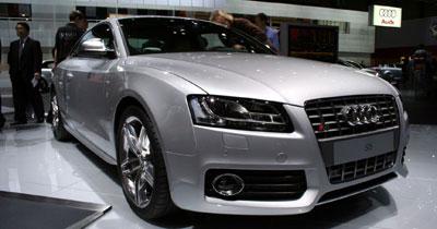 Audi A5 & S5 : l'atout charme des anneaux