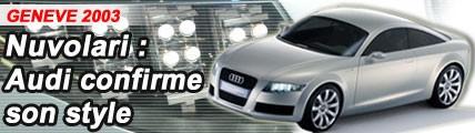 Concept Nuvolari : Audi confirme son style