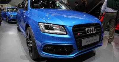 Audi SQ5 TDI Plus: sans complexe