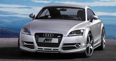 Audi TT ABT Sportline : préparation à la carte