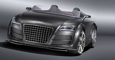 Audi TT Clubsport Concept : TTerrible