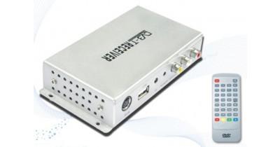 Davicom Electronics propose un tuner TNT richement équipé