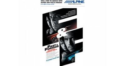 Gagnez un voyage avec Alpine Electronics