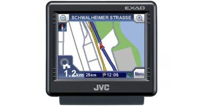 JVC lance un navigateur portable multimédia