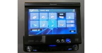 PTS 2006 : Pioneer présente le AVIC-X1BT