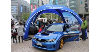 Un grand concours Alpine à l'occasion de Fast and Furious 5
