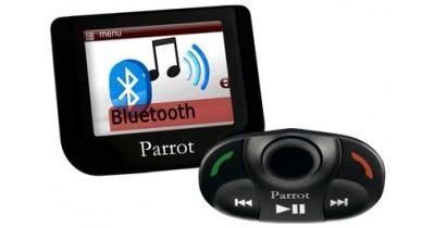 Un kit Bluetooth haut de gamme chez Parrot
