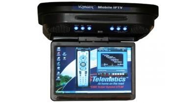 US Telematics sort un PC plafonnier