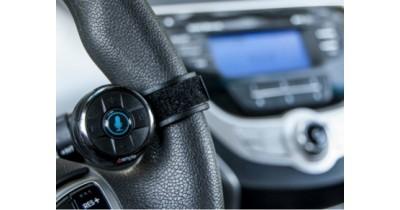 Caraudiovidéo : Une commande au volant pour les Smartphones chez iSimple