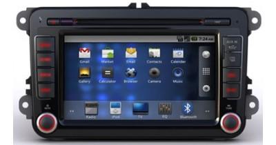 Caraudiovidéo : Xetec présente un autoradio Android spécial VW